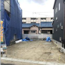 【建築条件無し売土地】グロースタウン日下町 Y号地