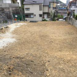 東大阪市上石切 土地