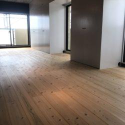 収納大容量 造作クローゼット居間